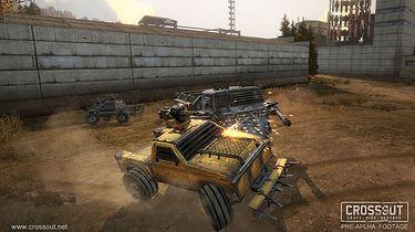 Crossout - autorzy War Thunder biorą się za klimaty rodem z Mad Maxa