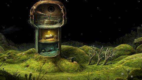 Twórcy Machinarium i Botaniculi powracają z Samorost 3