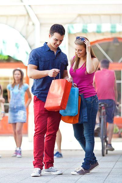 Będziesz miała doskonałego towarzysza w czasie zakupów