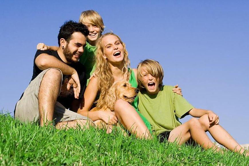 Stworzycie wizję rodziny dla swoich dzieci