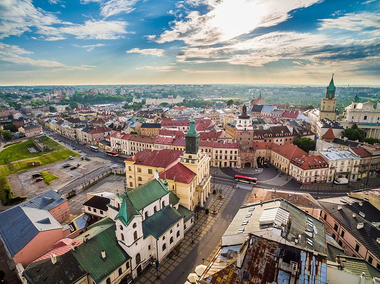 Lublin jest również ceniony za pierogi i piwo