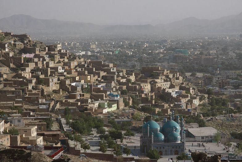 Afganistan. Wybuch bomby w meczecie pełnym ludzi w Kabulu