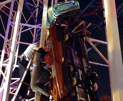 Wykolejony rollercoaster na Florydzie. Ludzie latali jak lalki