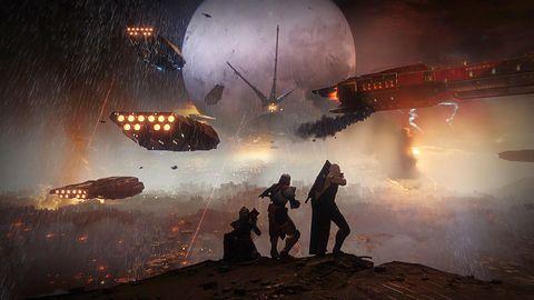 Destiny 2 przez pryzmat fabularnej kampanii. Czy przeznaczenie wreszcie się spełniło?
