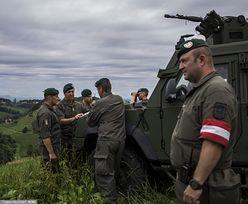 Austria. Żołnierz zagryziony przez psy wojskowe