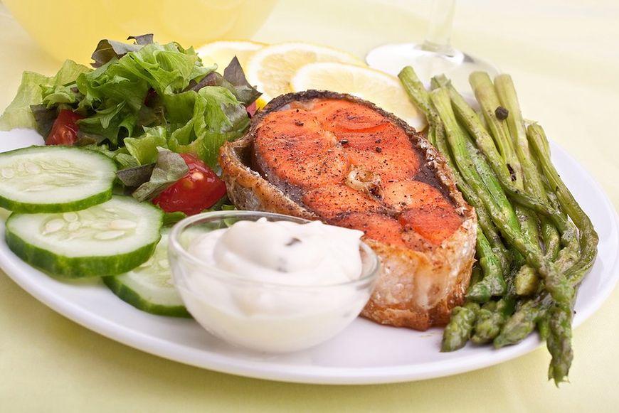 Dobry wpływ jedzenia na samopoczucie