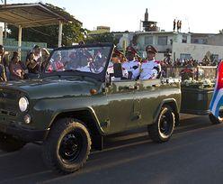 "Ostatnia droga Fidela Castro. Kubańczycy pożegnali ""El Comandante"""