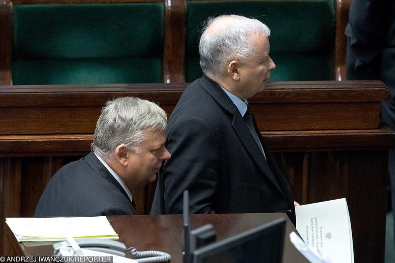 Marek Suski nie pierwszy raz wychwala prezesa PiS