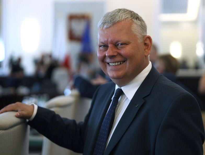 Wybory parlamentarne. Marek Suski ma powody do zadowolenia