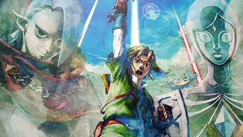 Kolejną Zeldą na Switchu może być… remaster Skyward Sword