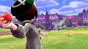 Switchowe Pokémon Sword i Pokémon Shield jeszcze w tym roku