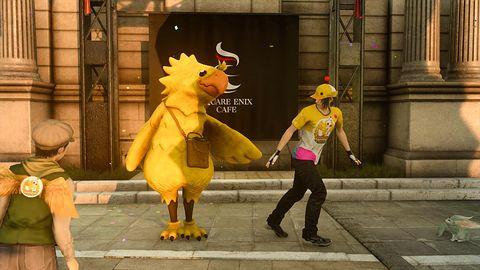 Square Enix nareszcie zmienia Final Fantasy XV