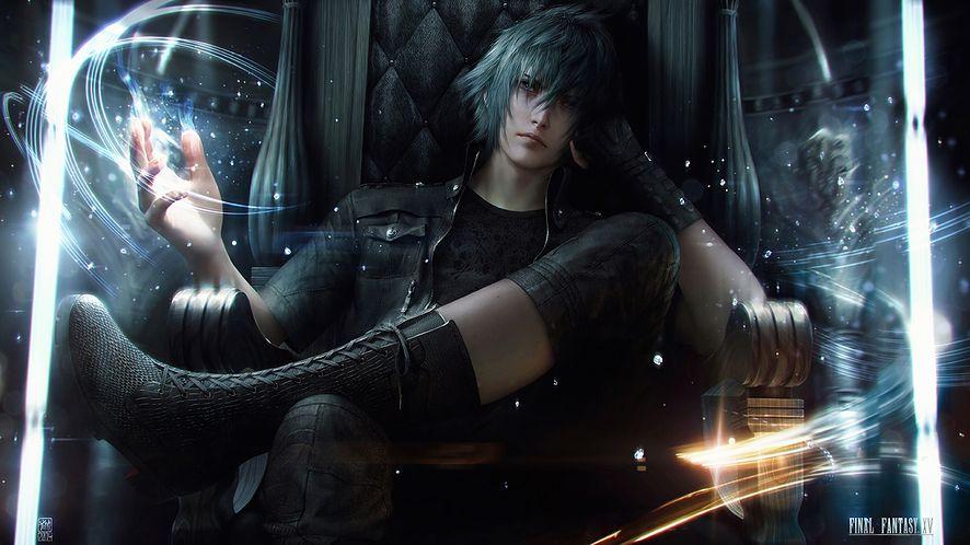 Pokażcie Square Enix palcem, co tym razem mają wytłumaczyć w scenariuszu Final Fantasy XV