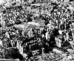 """Naziści zaplanowali zagładę Warszawy. Stworzyli """"praktyczny poradnik"""" jak sparaliżować miasto"""