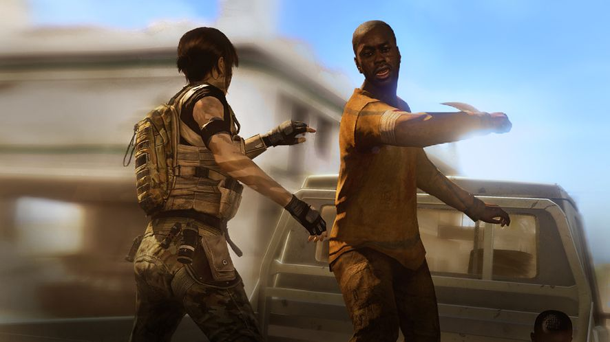 Drogi Davidzie, proszę, zapowiedz już to Beyond na PS4