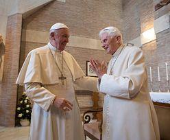 """Model """"byłego papieża"""" spycha Kościół w kryzys"""