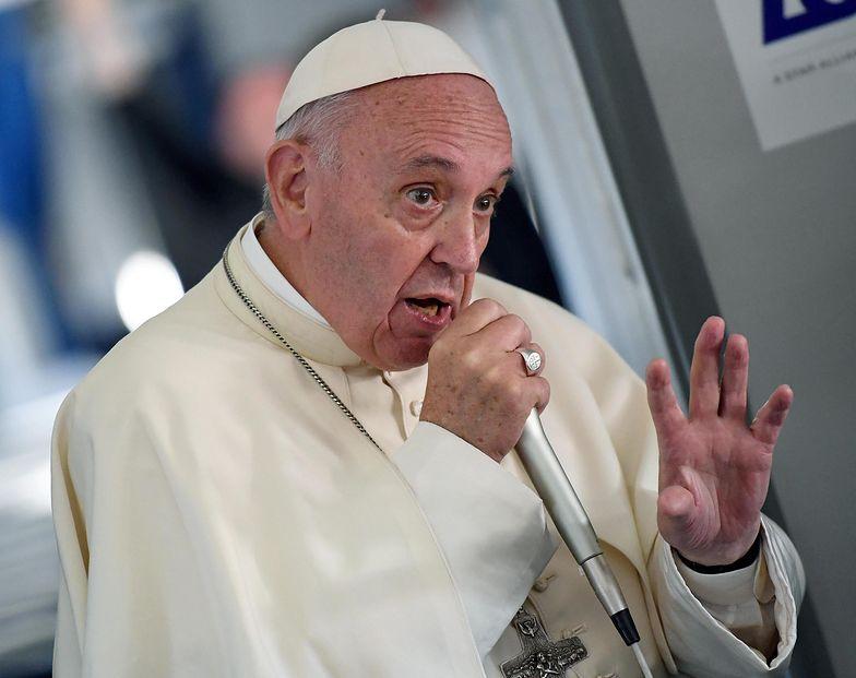 Papież zdradził, co myśli o Polsce