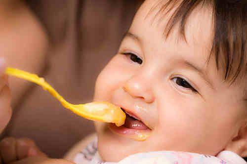 Zupki dla niemowląt