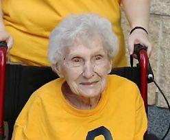 Czekała na to 99 lat. Rodzina spełniła jej największe marzenie