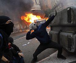 To już nie jest zwykły strajk. Regularna bitwa na ulicach Barcelony