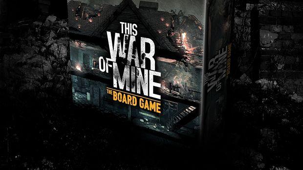 This War of Mine zostanie... planszówką
