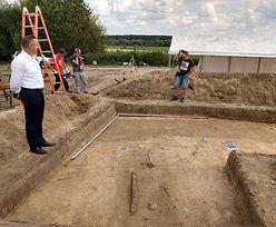 Szkielety niemowląt w Lubelskim. Mają tysiąc lat