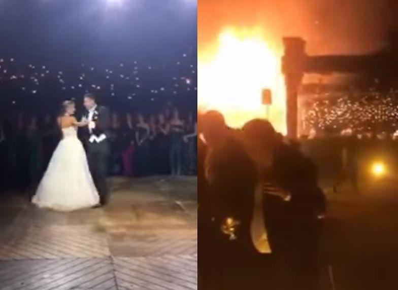To miało być wesele marzeń. Koszmar rozpoczął się podczas pierwszego tańca
