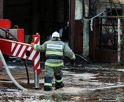 Tragiczny pożar w Moskwie. Są zabici i ranni