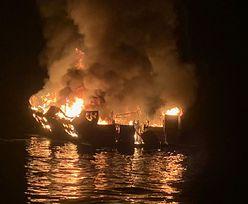 Znaleziono zwłoki 33 ofiar pożaru na kalifornijskim statku