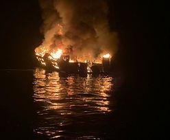 USA. Tragedia na statku u wybrzeży Kalifornii. Zginęło co najmniej 8 osób, wyłowiono kolejne ciała