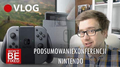 Nintendo Switch - Podsumowanie konferencji - Czy warto kupić Switch'a na premierze?
