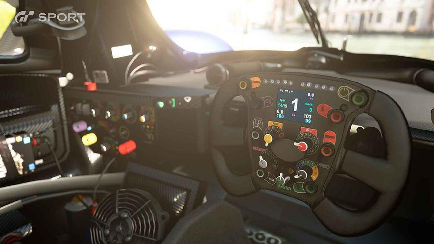 Wsparcie gogli VR w Gran Turismo Sport to smutny żart