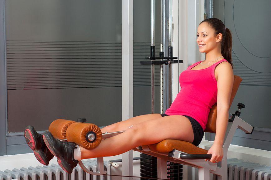 Wzmocnienie mięśni