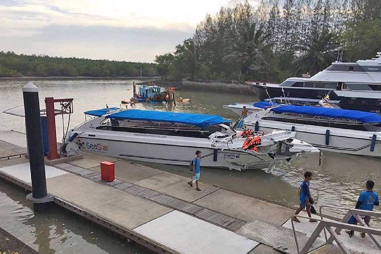 Tajlandia. Tragedia na Phuket. 2 dzieci nie żyje, 22 osoby są ranne