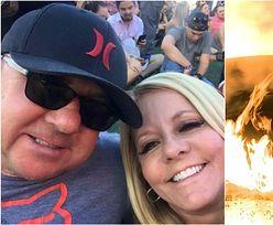 Para przeżyła masakrę w Las Vegas. Zginęli 2 tygodnie później