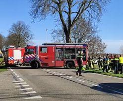 Tragiczny wypadek w Holandii. Trzech Polaków nie żyje