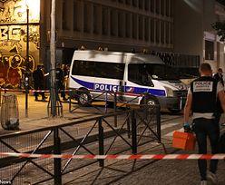 Atak nożownika w Paryżu. Afgańczyk ranił 7 osób