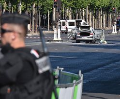 Atak na Polach Elizejskich. Zamachowiec z Paryża ma polskie korzenie