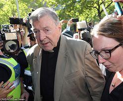 Kardynał George Pell skazany za pedofilię. Utrzymuje, że jest niewinny