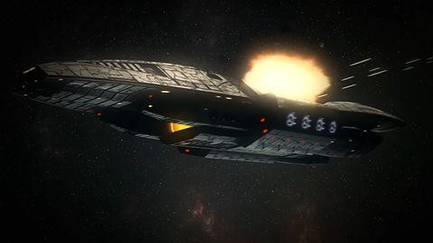 Gdyby tylko ktoś zrobił grę opartą na Battlestar Galactica... O! Właśnie ktoś jedną tworzy!