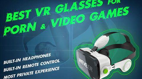Na rynku wirtualnej rzeczywistości pojawił się właśnie potężny gracz. Oto WeVeer – najlepsze na świecie gogle do porno!