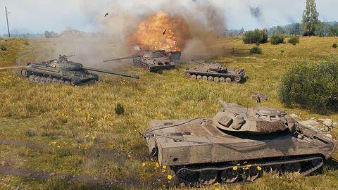 World of Tanks 1.0 – recenzja. Nowe szaty króla czołgów
