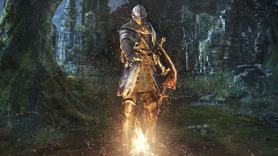 Remaster Dark Souls na PC