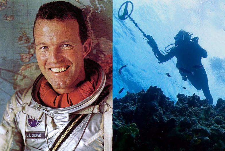 Pionier lotów kosmicznych zostawił mapę skarbów. Ruszył wyścig