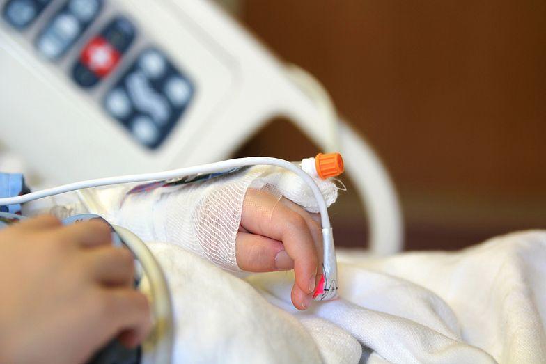 Objawy sepsy pojawiły się u chłopca we wtorek po południu.