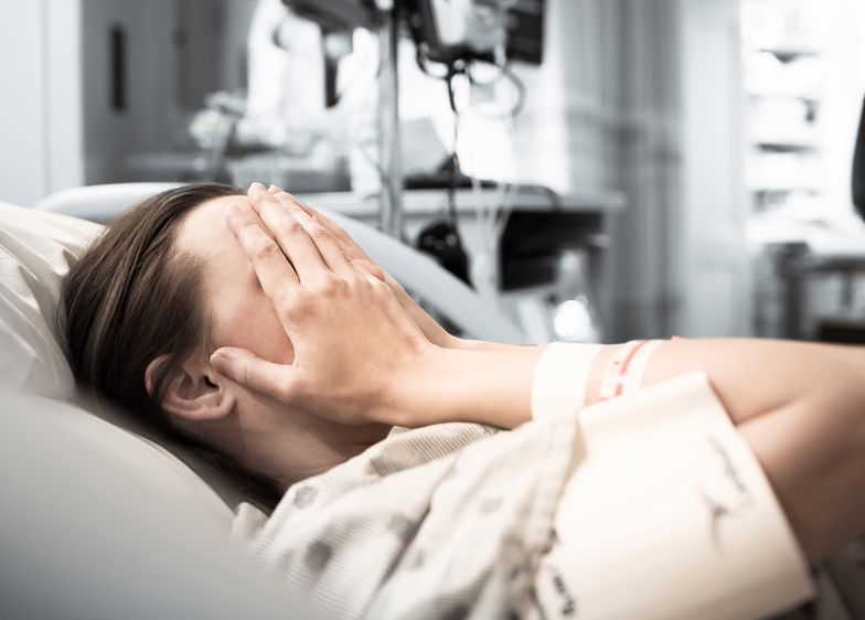 Pielęgniarz zgwałcił pacjentkę. Była pod wpływem leków, ale pamięta