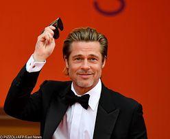 Brad Pitt przyłapany na randce. Nie jest to ani Angelina Jolie, ani Jennifer Aniston