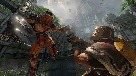 Quake Champions będzie grą free-to-play (z możliwością zakupu)