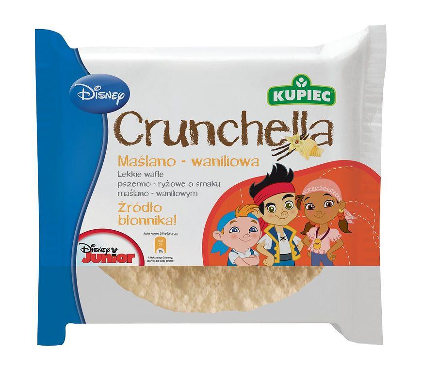 Mini wafelki - Crunchella