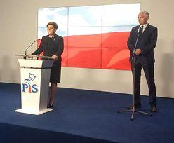 Szydło uspokaja: Gowin na szefa MON, nie Macierewicz